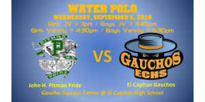 Water Polo video image