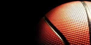 Basketball video image
