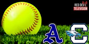 Softball video image